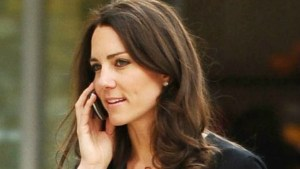 What's on Kate's iPhone?