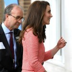 Kate Kicks off Maternal Mental Health Awareness Campaign