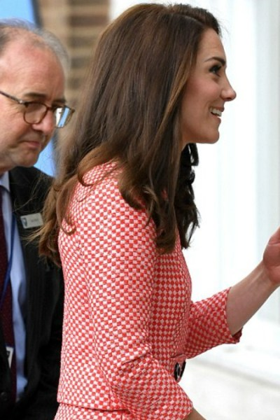 Kate Kicks off Maternal Mental Health Awareness Campaign