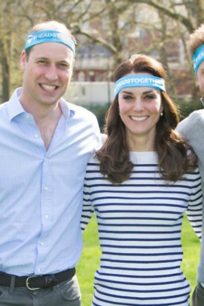 Why (Oh Why) Does Kate Own So Many Breton Striped Tops?