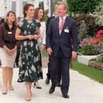 duchess of cambridge garden show
