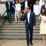 Kate Wears Chloe for Buckingham Palace Tea Party