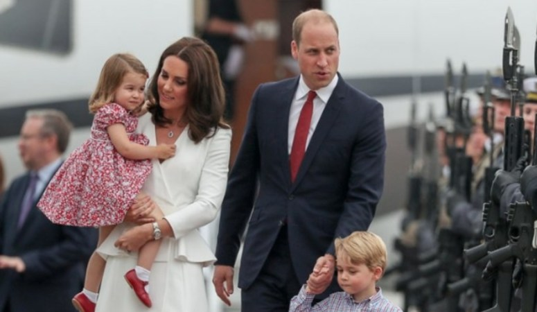 Royal Tour Poland: The Cambridges Arrive in Warsaw