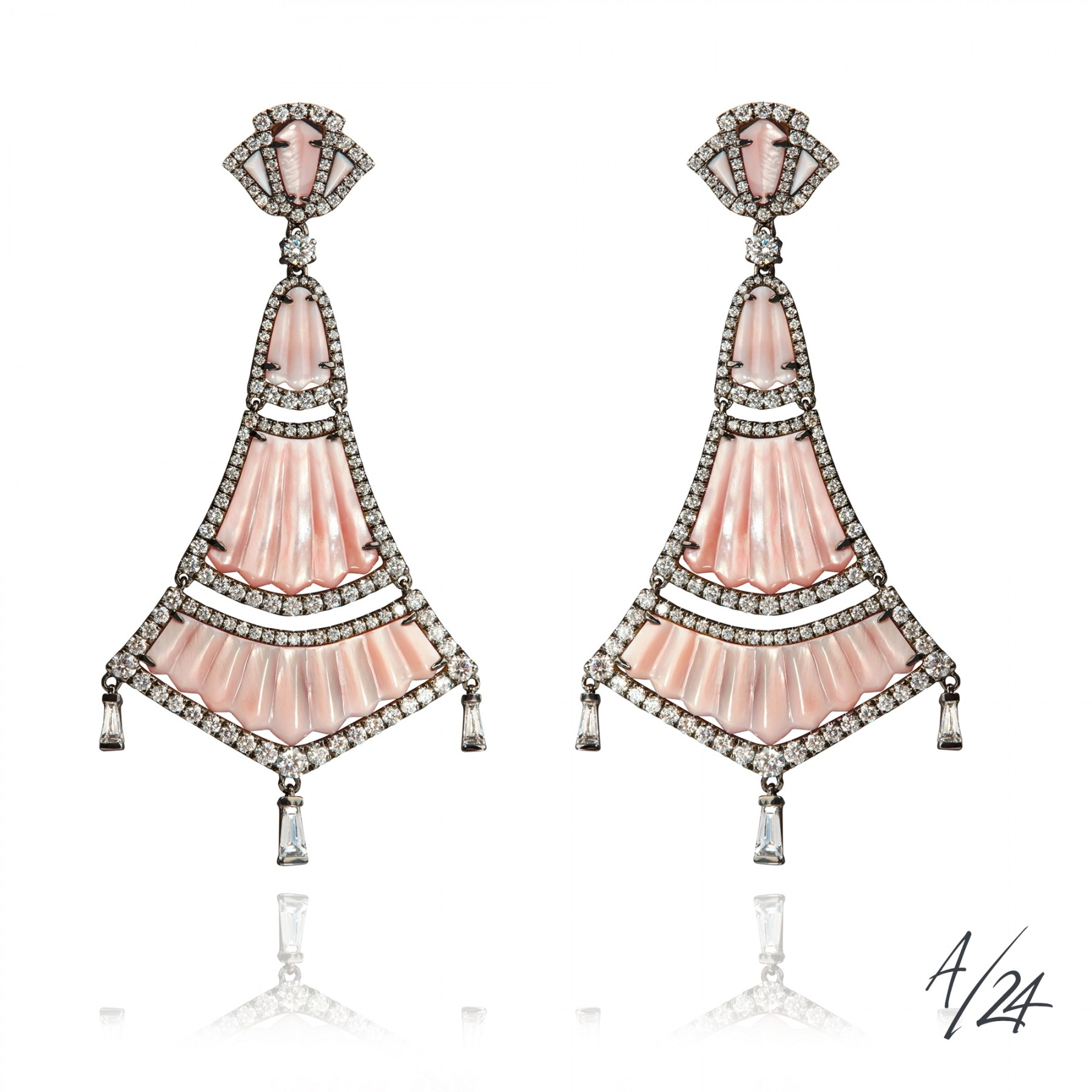 Kate Middleton Annoushka Flamenco Earrings