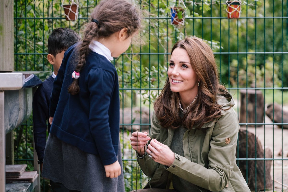 DIY Leaf Crown Kate Middleton