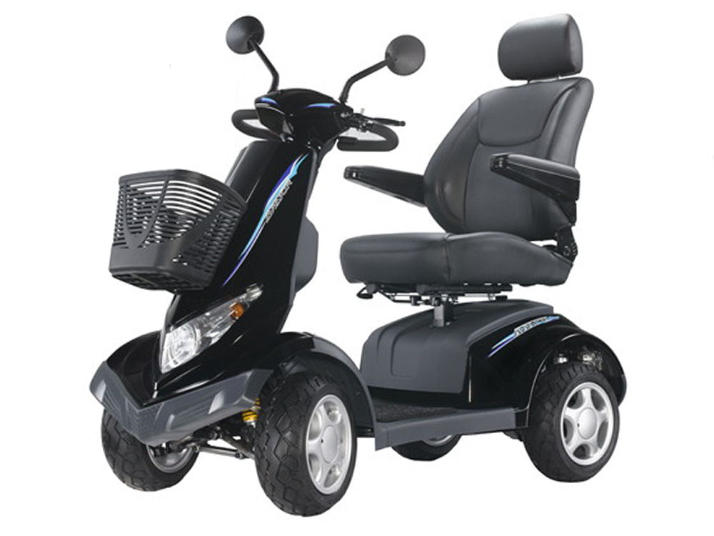 Chauffeur Mobility Scooter Wiring Diagram - Wiring Solutions