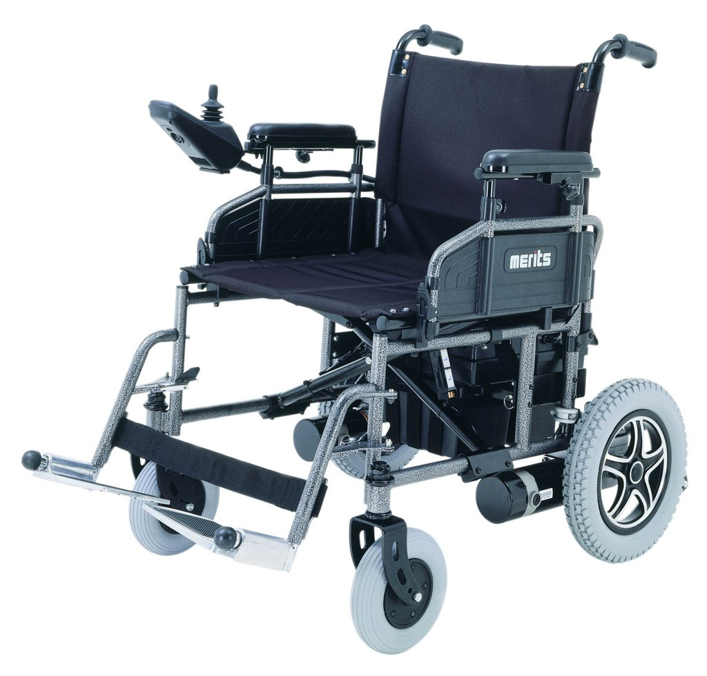 Electric Chair Mobility Wheelchair Assistance Electric Push Wheelchairs