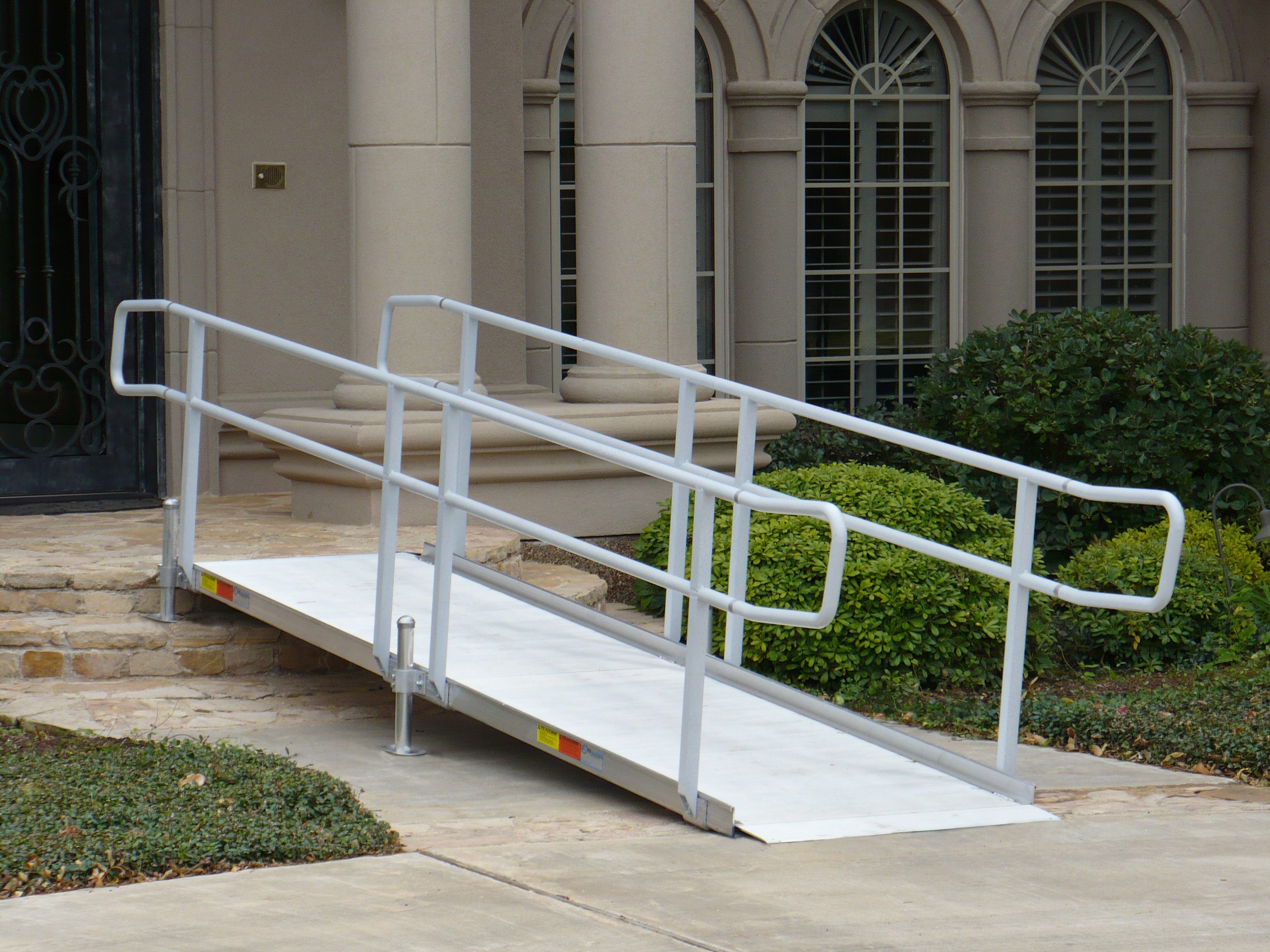 Wheelchair ramps for stairs - Download