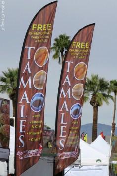 Tamales galore