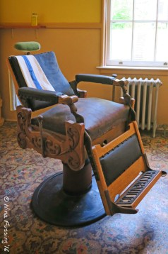 Original Barbers Chair