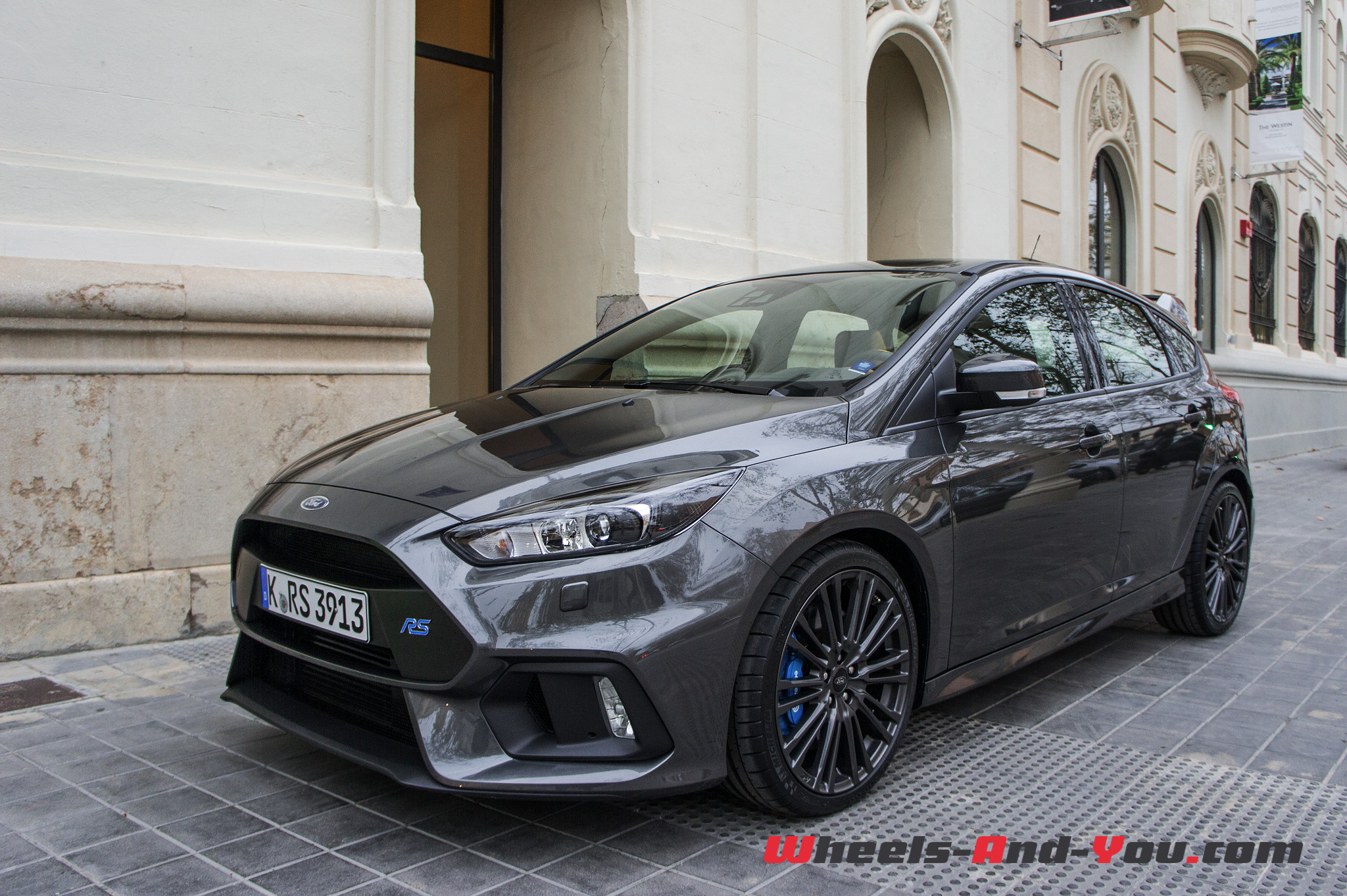 Ford Focus Rs Grey Magnetic Grey Page 2 Focus Rs Mk3 Discussion Focus