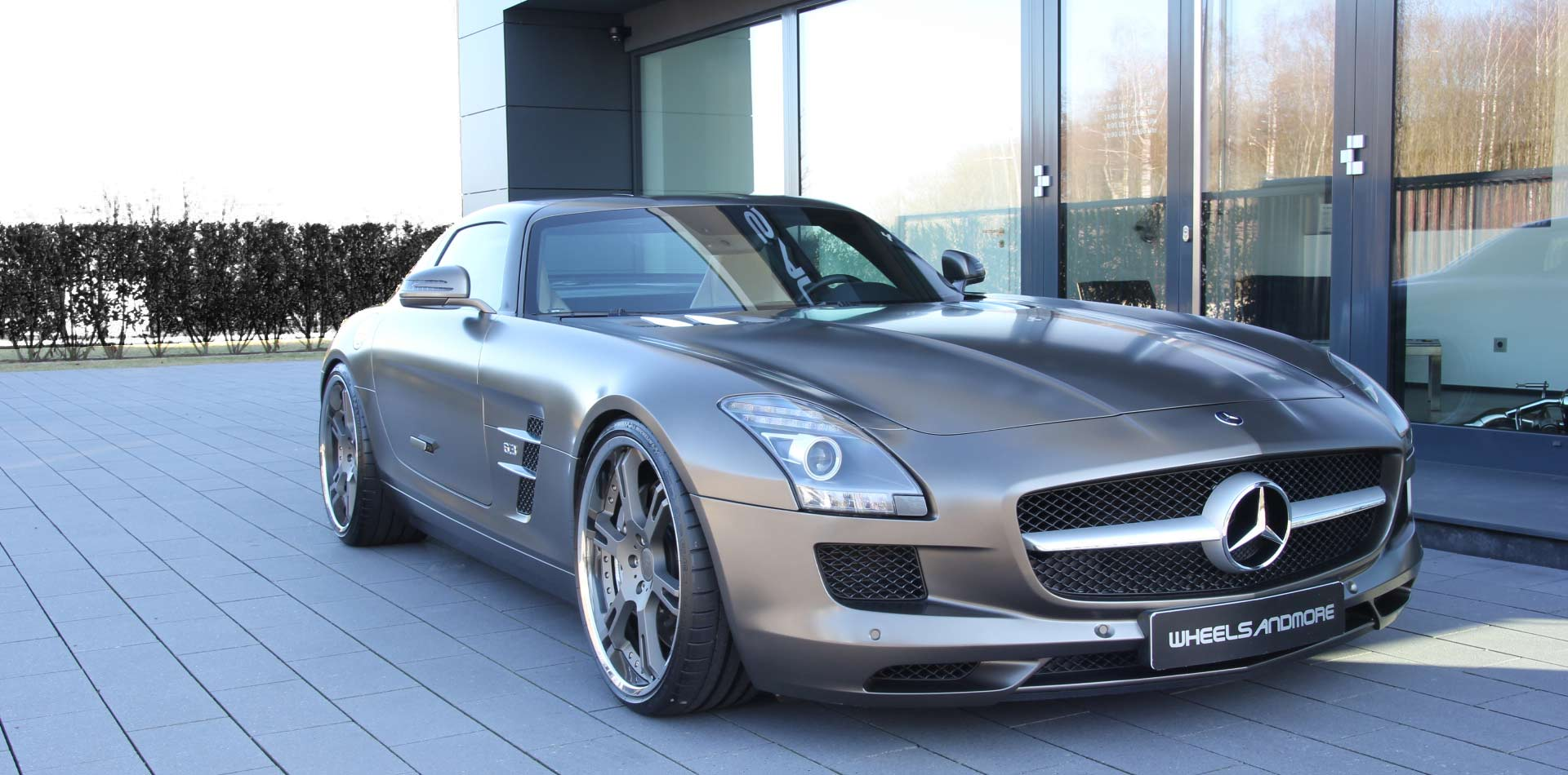 3 Teilige Felgen Mercedes Sls Amg Tuning And Felgen Wheelsandmore