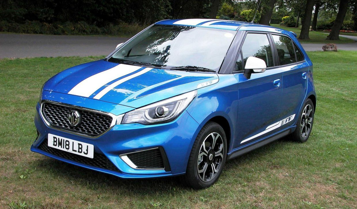 Mg 3 First Drive: New Mg3 Is Safe And Sound – Wheels Within Wales