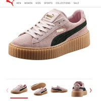 Where To Buy Original Rihanna Puma Creeper Sneakers at Low Cost – 2017 Review