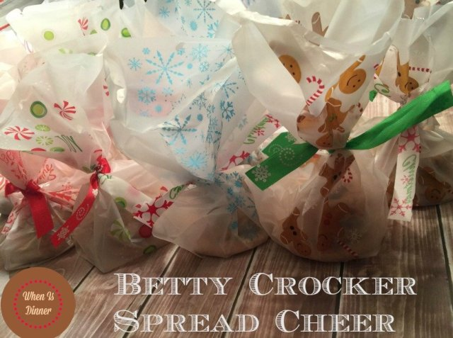 Betty Crocker Spread Cheer