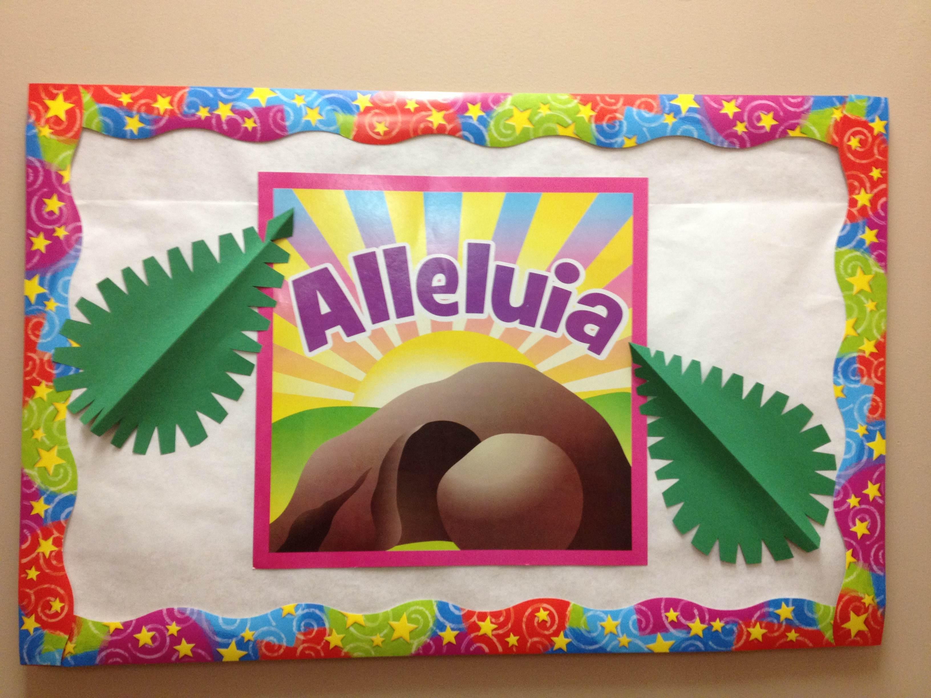 Simple Science Projects Alleluia Bulletin Board Bulletin Board Ideas When One Two Learn Poster Board Ideas S Poster Board Ideas ideas Poster Board Ideas