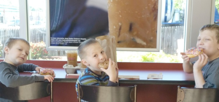 Iced Coffee for A Cause: May 25th is Dunkin' Donuts Iced Coffee Day for Hasbro Children's Hospital
