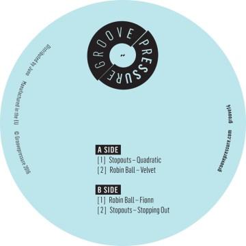 groove14 B side label artwork