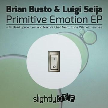 Primitive Emotion album cover