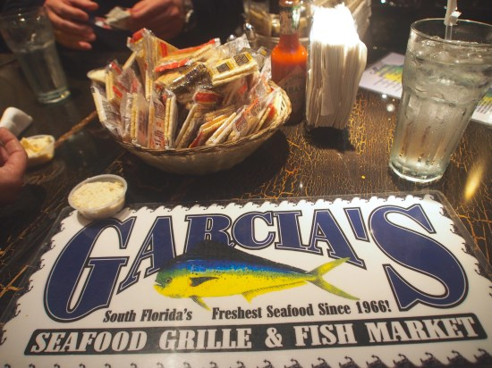 Garcia's sSeafood Grille and Fish Market