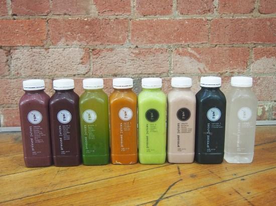Pressed Juices