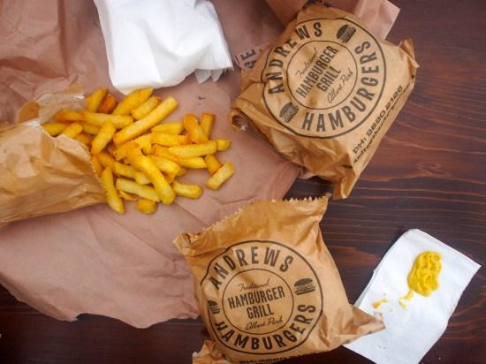 Andrews Hamburgers