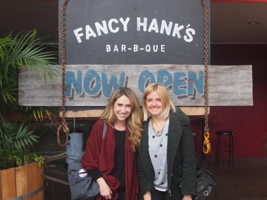 Fancy Hanks BBQ