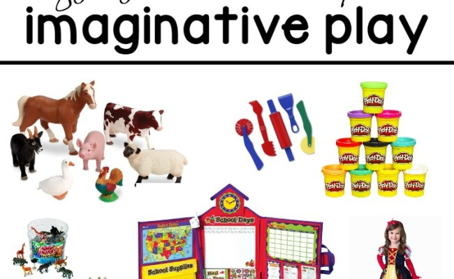 Gift Ideas For Kids Toys That Inspire Imaginative Play
