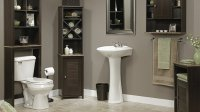 Bathroom: Bathroom Storage Cabinets Over Toilet | Over The ...