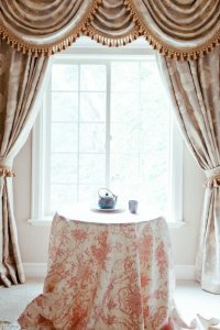 Modern valances for living room