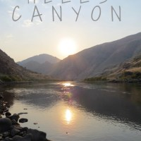 HELLS CANYON RAFTING