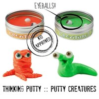 PUTTY CREATURES