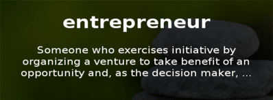 Entrepreneur - Meaning, Types And The Rest Story - Manu Mathur