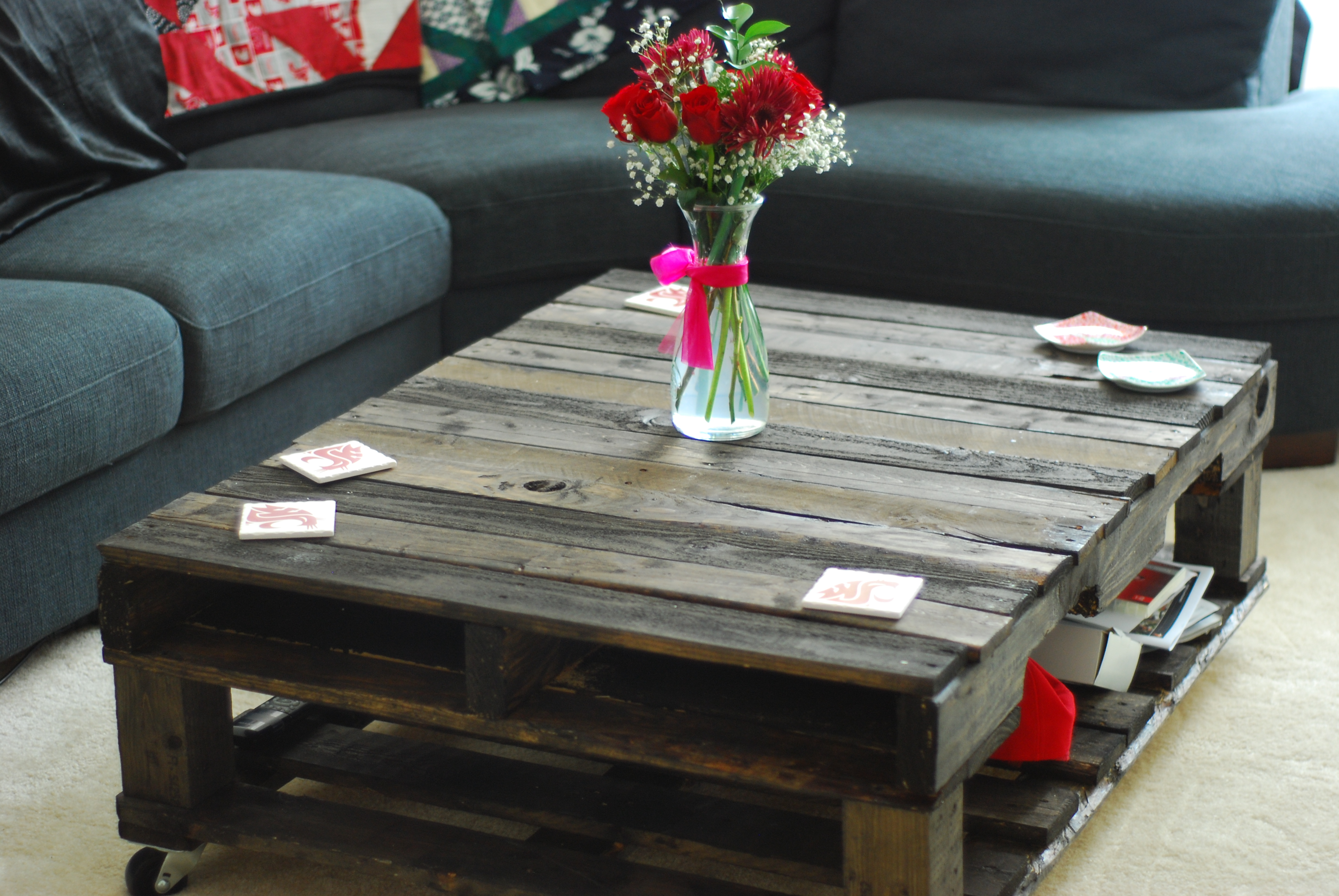 Diy Table Palette Build Plans A Pallet Coffee Table Diy Pdf Woodworking