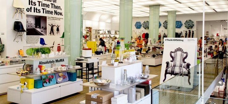 Moma Shop This Year's Best Holiday Shopping And Dining In Nyc