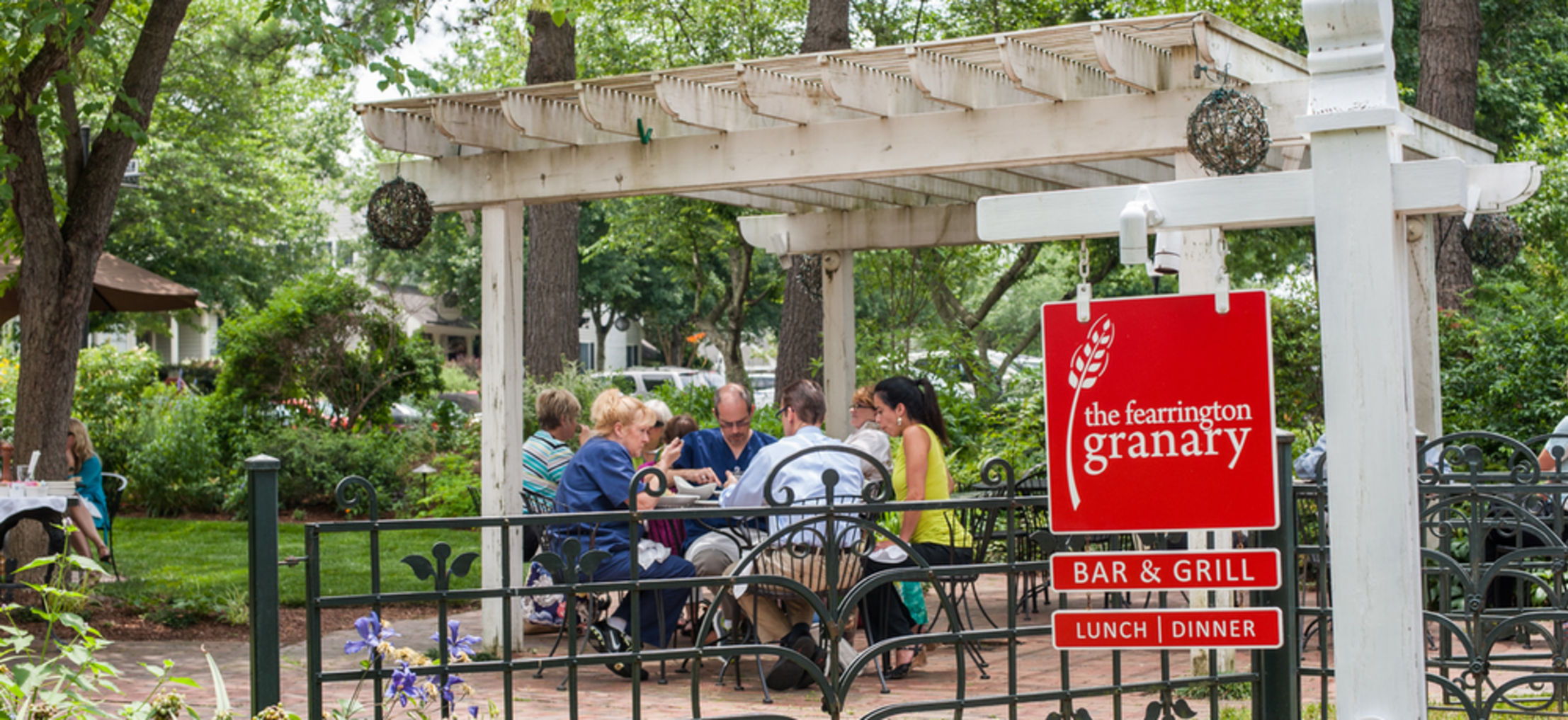 Farmhouse Restaurant Chapel Hill Best Restaurants For Outdoor Dining In The Raleigh Durham Chapel