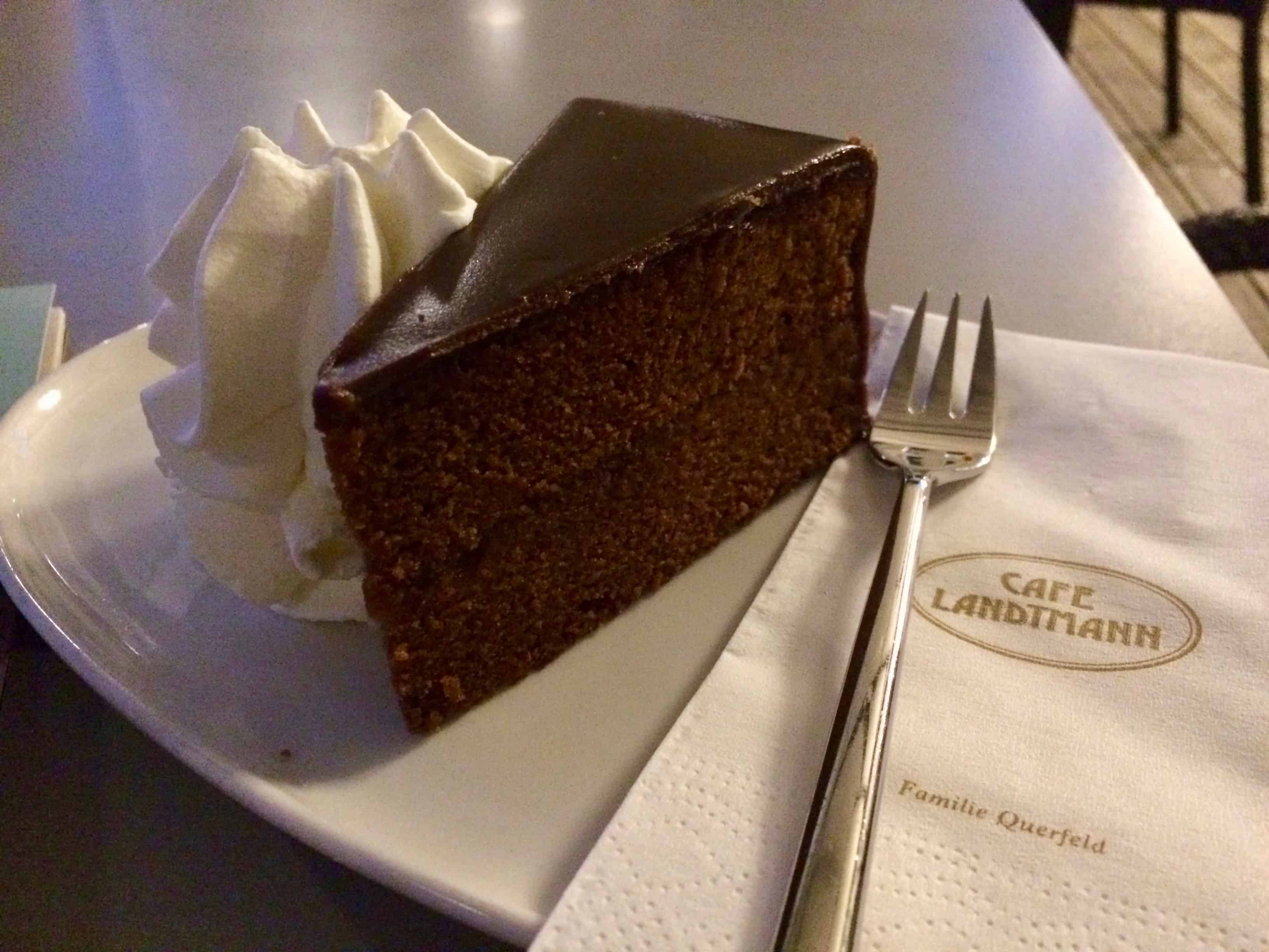 Peru Küche Wien 2 Days In Vienna Cafe Landtmann Sacher Torte The Wherever Writer