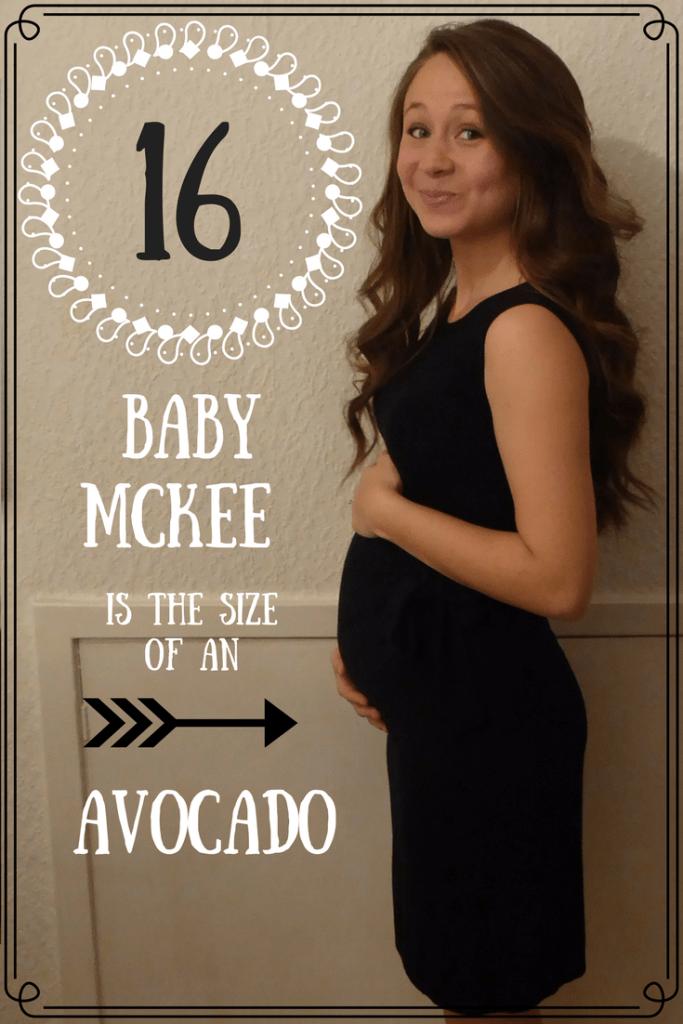 On Feeling Human Again: 16 Weeks Pregnant — Wherever You ...