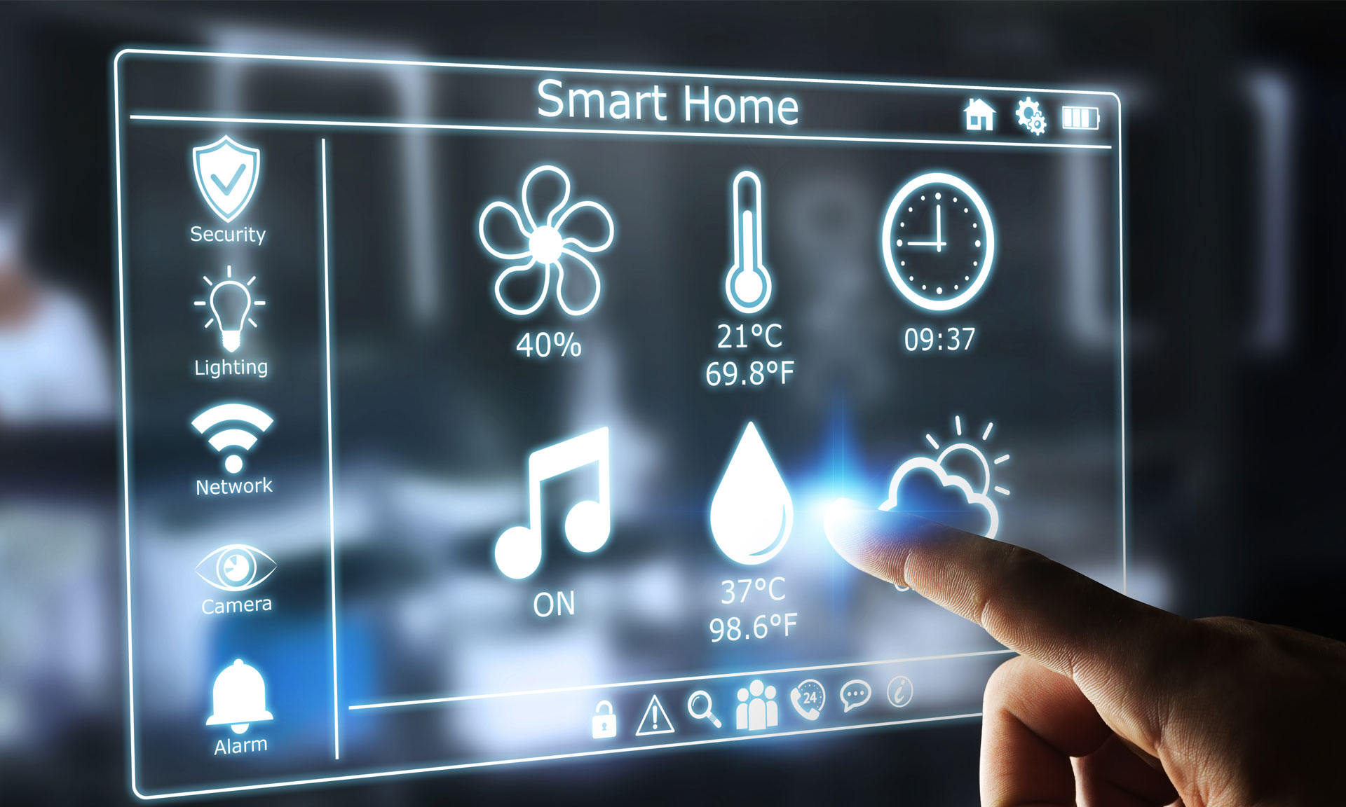 Modern Home Gadgets Seven New Smart Home Gadgets To Revolutionise Your Home