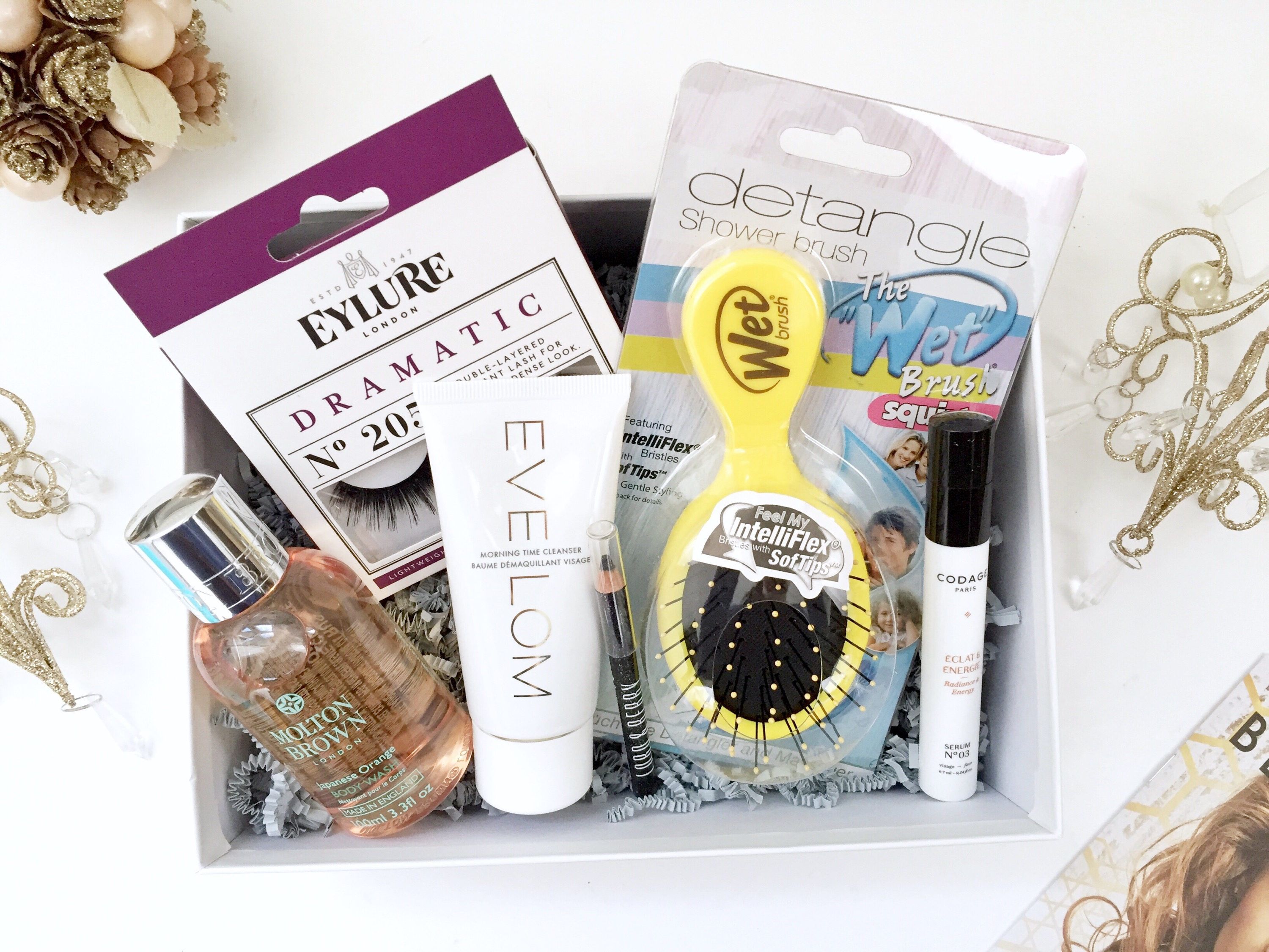 Look Fantastic Beauty Box Review December 2015 Which