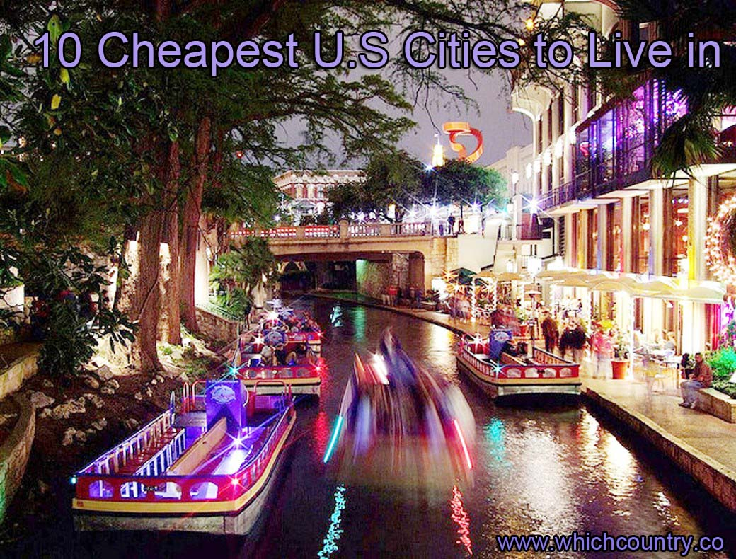Help Me Find A Place To Live Top 10 Cheapest U S Cities To Live In Most Cheapest