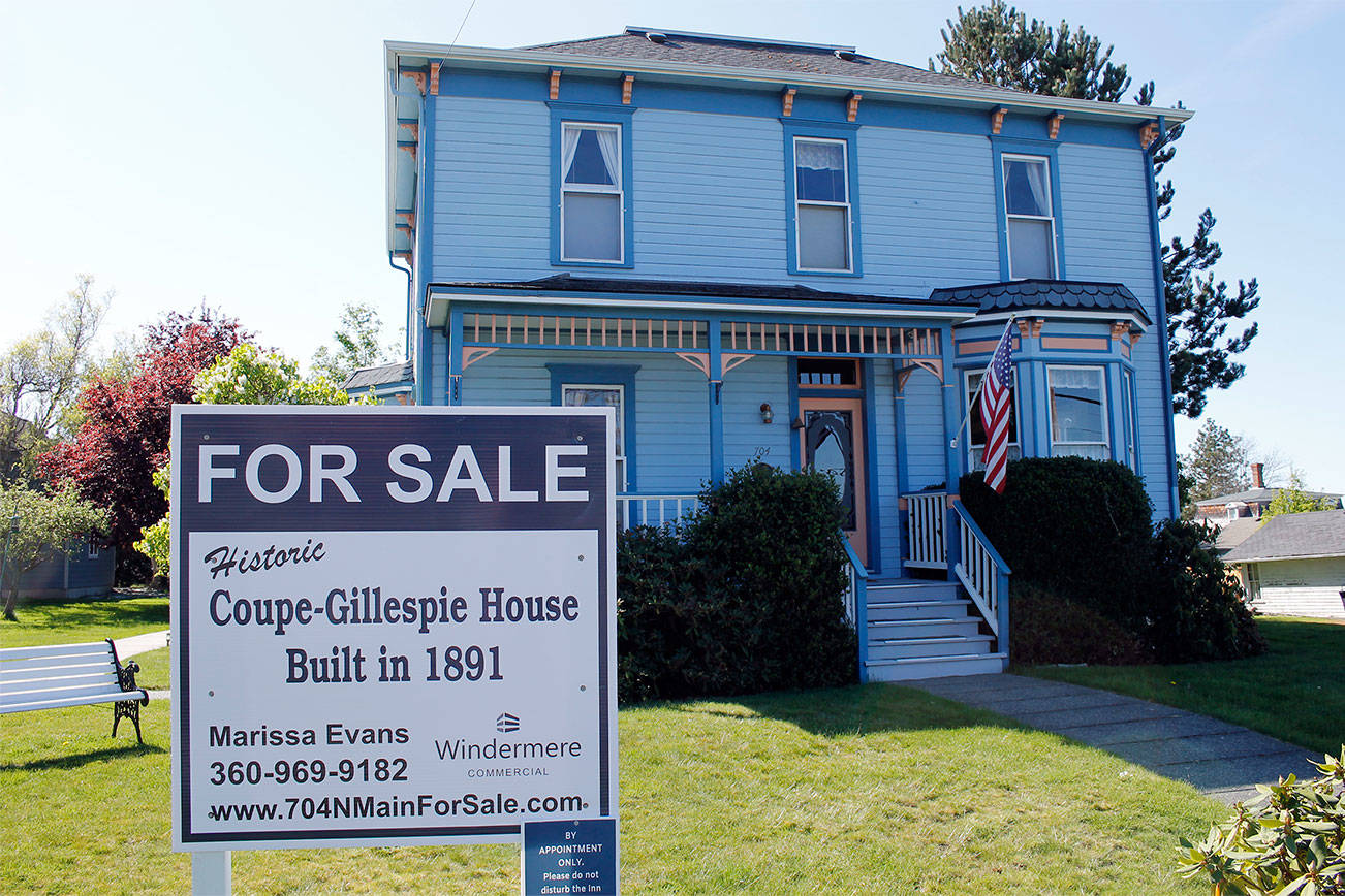 Whidbey Real Estate Still A Seller S Market Despite Virus Whidbey News Times