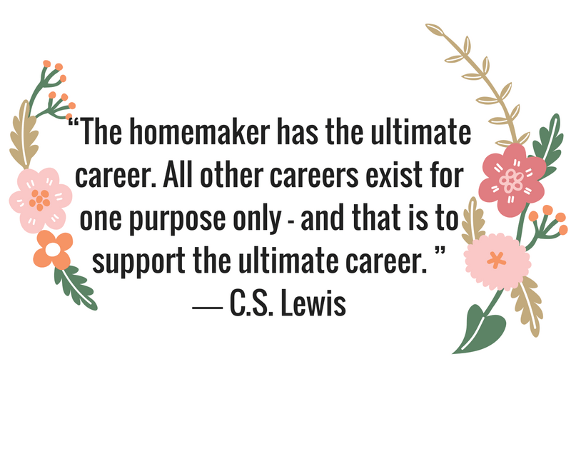 """C.S. Lewis Quote """"The Ultimate Career"""""""