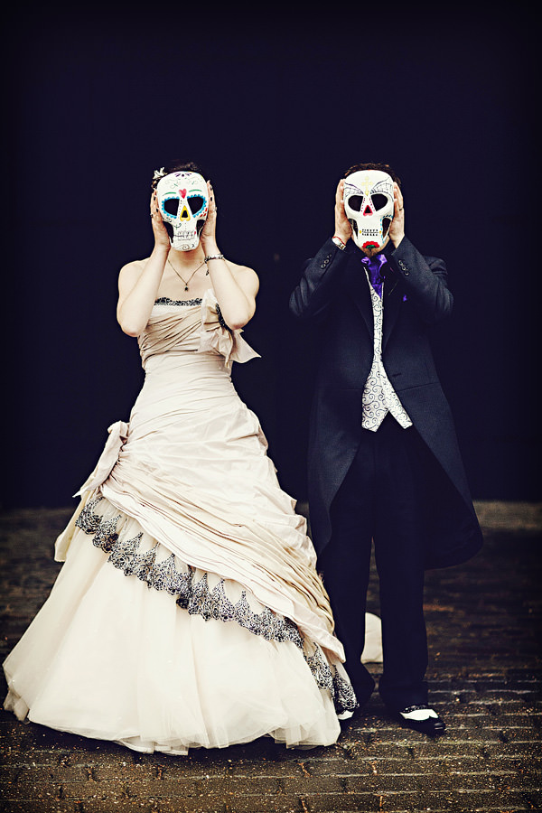 alternative wedding