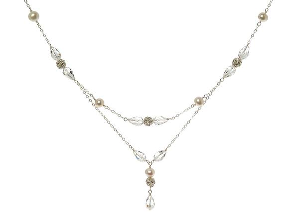 Angel Necklace £95 www.yarwood-white.com