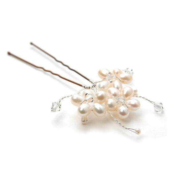 Flower Pin £30 www.yarwood-white.com
