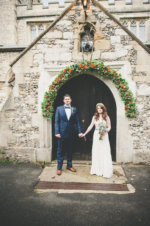 Lucinda and Nick - Ellie Gillard - Alice in Wonderland inspired winter wedding-174