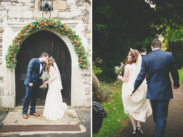 Lucinda and Nick - Ellie Gillard - Alice in Wonderland inspired winter wedding-176