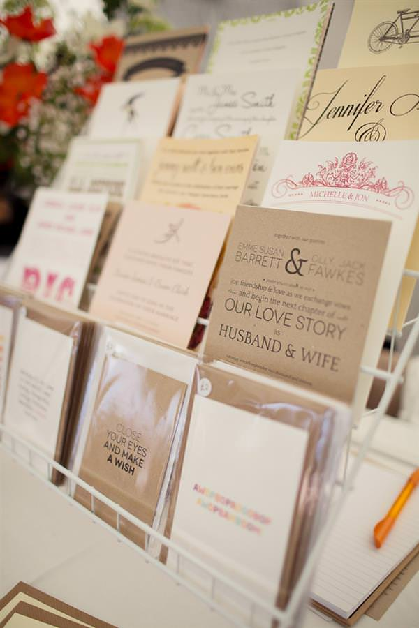 Binky Nixon Photography- Russet & Gray Stationery