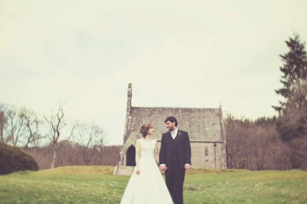 rustic tipi scotland wedding